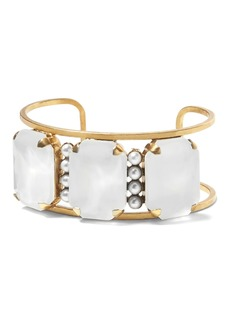 Banana Republic Elizabeth Cole &#124 Pearl and Stone Bracelet