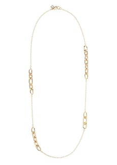 Banana Republic Elongated Links Layer Necklace