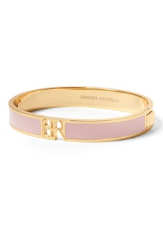 Banana Republic Enamel Hinge Bangle