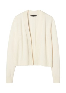 Banana Republic Feather Touch Open Cardigan