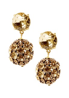 Banana Republic Fireball Drop Earrings
