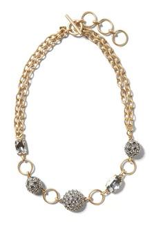 Banana Republic Fireball Gems Necklace