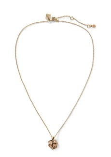 Banana Republic Fireball Pendant Necklace