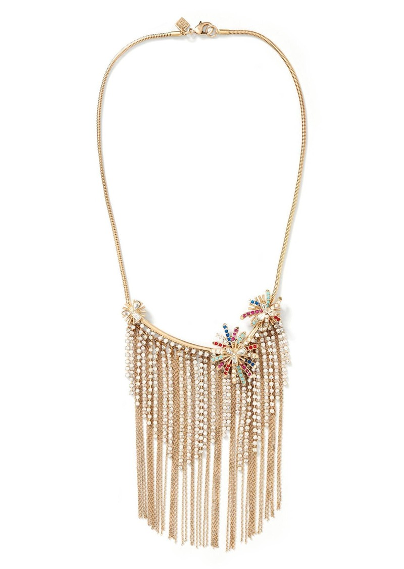 Banana Republic Fireworks Chain Necklace