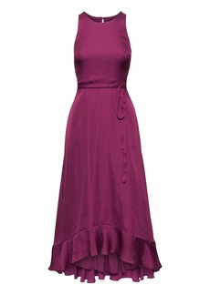 Banana Republic Fit-and-Flare Maxi Dress