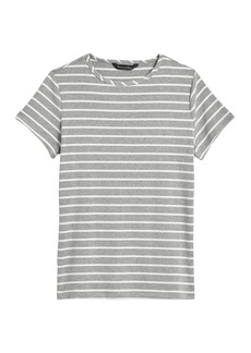 Banana Republic Fitted Crew-Neck T-Shirt