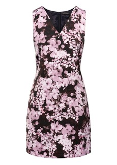 Banana Republic Floral Shift Dress