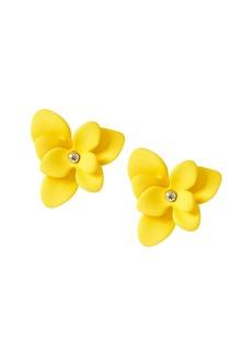 Banana Republic Floral Stacking Earrings
