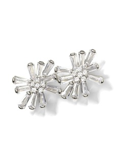 Banana Republic Floral Starburst Brooch