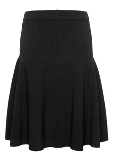 Banana Republic Flounce Sweater Skirt
