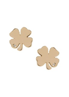 Banana Republic Four Leaf Clover Stud Earring