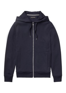 Banana Republic French Terry Full-Zip Hoodie