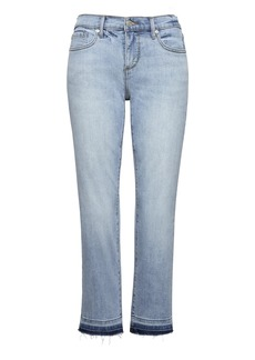 Banana Republic Girlfriend Light Wash Cropped Jean