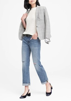 Banana Republic Girlfriend Light Wash Jean