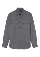 Banana Republic Slim-Fit Brushed Twill Shirt