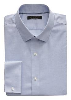 Banana Republic Grant Slim-Fit Non-Iron French Cuff Dress Shirt