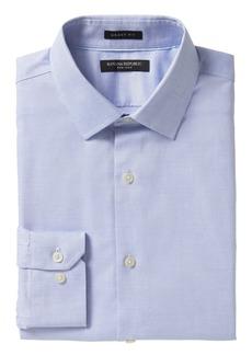 Banana Republic Grant Slim-Fit Non-Iron Solid Shirt