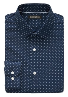 Banana Republic Grant Slim-Fit Non-Iron Floral Shirt
