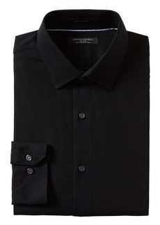 Banana Republic Grant Slim-Fit Non-Iron Solid Shirt