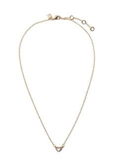 Banana Republic Heart Necklace