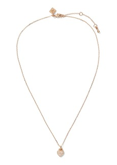 Banana Republic Heart Pendant Necklace