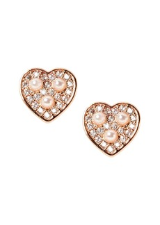 Banana Republic Heart Stud Earring
