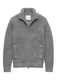 Banana Republic Heritage Alpaca-Blend Sweater Jacket
