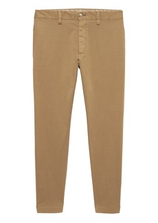 Banana Republic Heritage Athletic Tapered Japanese Stretch Chino