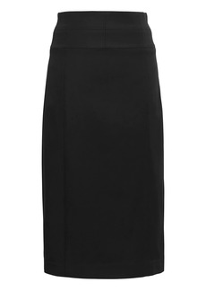 Banana Republic Heritage Bi-Stretch Pencil Skirt