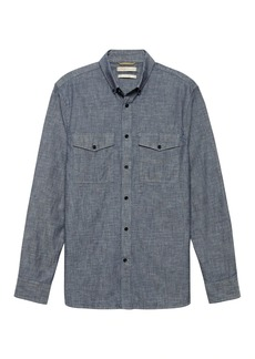 Banana Republic Heritage Chambray Shirt