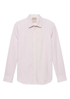 Banana Republic Heritage Grant Slim-Fit Italian Cotton Shirt