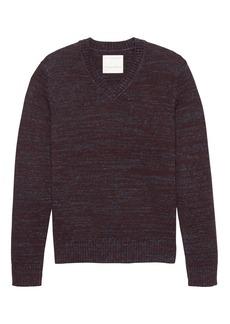 Banana Republic Heritage Italian Cotton Blend Sweater