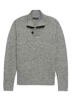 Banana Republic Heritage Mock-Neck Sweater