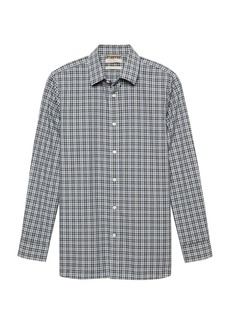 Banana Republic Heritage NEW Slim-Fit Tartan Plaid Shirt