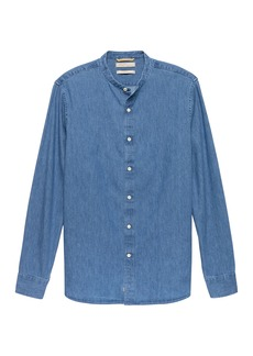Banana Republic Heritage Slim-Fit Chambray Shirt