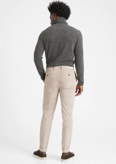 Banana Republic Heritage Slim Tapered Corduroy Suit Pant