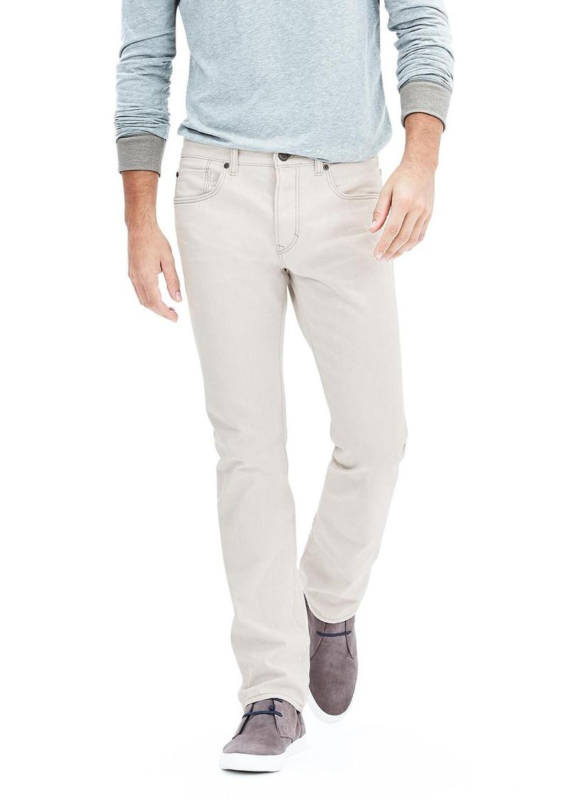 Banana Republic Heritage Slim White Jean