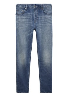 Banana Republic Heritage Trooper Medium-Wash Jean