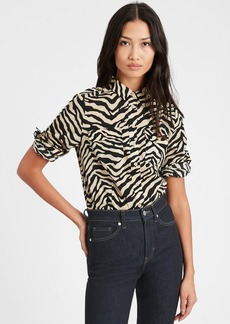 Banana Republic Heritage Utility Shirt