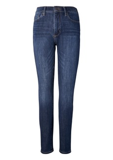 High-Rise Skinny Zero Gravity Medium Wash Ankle Jean