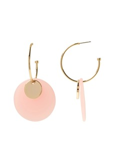 Banana Republic Hoop Earring with Resin Sphere
