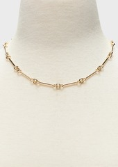 Banana Republic Interlinked Single Chain Necklace