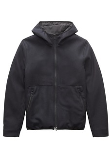 Banana Republic Italian Knit Hooded Jacket