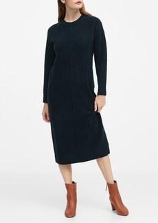 Banana Republic JAPAN EXCLUSIVE Cocoon Sweater Dress