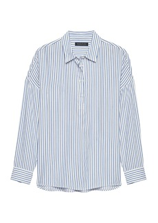 Banana Republic JAPAN EXCLUSIVE Oversized Popover Shirt