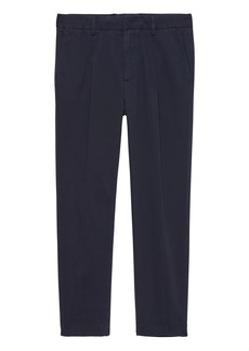Banana Republic JAPAN ONLINE EXCLUSIVE Athletic Tapered Pleated Traveler Pant