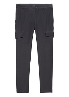 Banana Republic JAPAN ONLINE EXCLUSIVE Athletic Tapered Stretch Knit Cargo Pant
