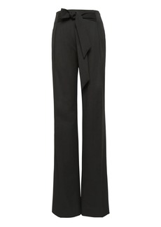 Banana Republic JAPAN EXCLUSIVE Blake Wide Leg-Fit Herringbone Pant