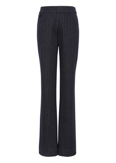 Banana Republic JAPAN ONLINE EXCLUSIVE Blake Wide Leg-Fit Pinstripe Pant