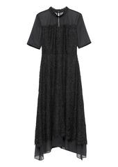 Banana Republic JAPAN EXCLUSIVE Lace Handkerchief Hem Dress